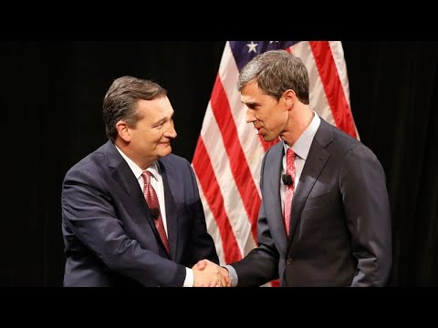 Ted Cruz, Beto O'Rourke to face off in debate for Texas Senate seat