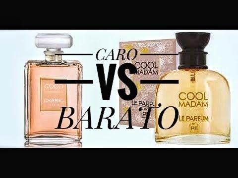 cd1c61c9a Perfume Cool Madam contratipo do Coco Mademoiselle Chanel - YouTube
