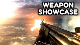 Medal of Honor - All Weapons Showcase