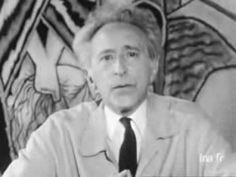 Jean Cocteau s'adresse à l'an 2000