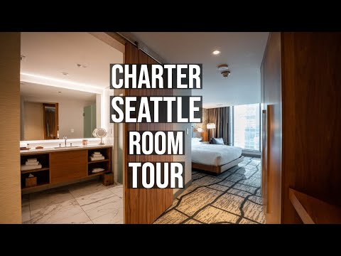 Where To Stay In Seattle - Charter Hotel Room Tour And Review