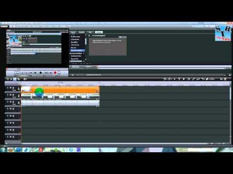 Magix Video Deluxe 17 Tutorial - Intro / Outro erstellen DEUTSCH