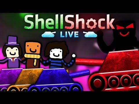 Der 1800 HP Panzer! | SHELLSHOCK LIVE
