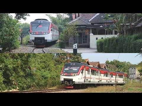 Blusukan ala kereta api Bathara Kresna