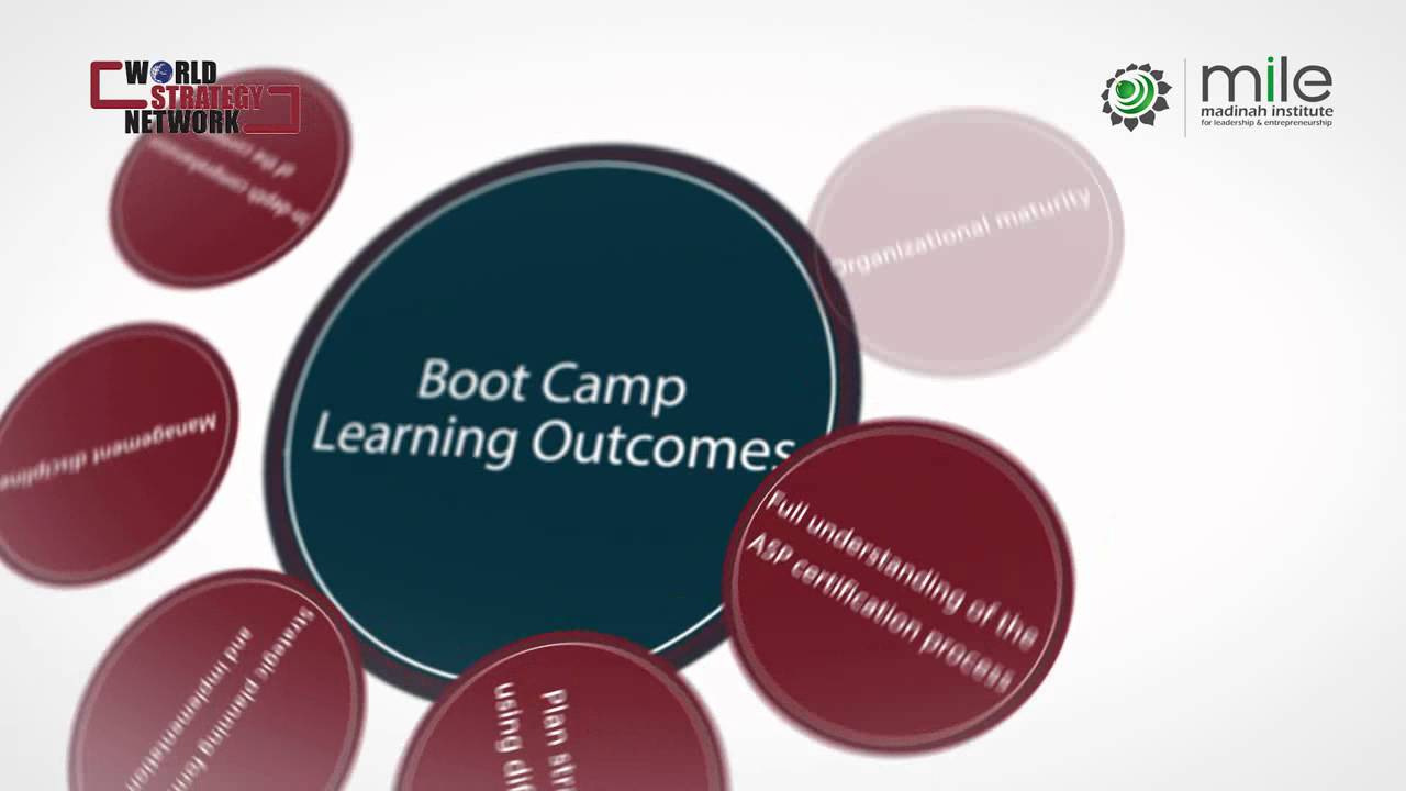Asp Certification Boot Camp Executive Study Mile Youtube