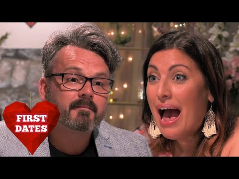 S Club 7's Paul Opens Up About His Past | First Dates Hotel