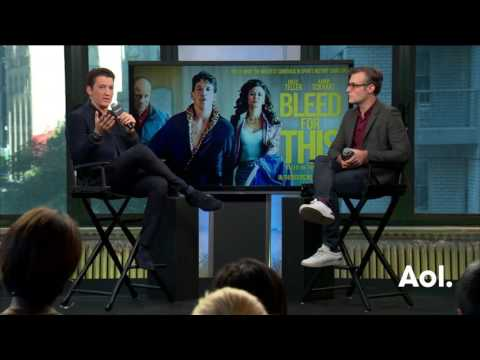 "Miles Teller Talks About His Role In Film, ""Bleed For This"" 