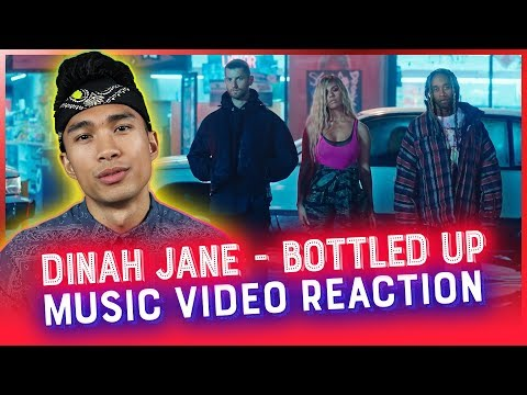 DINAH JANE - BOTTLED UP (feat. Ty Dolla $ign & Marc E. Bassy) MUSIC VIDEO REACTION // RWRG