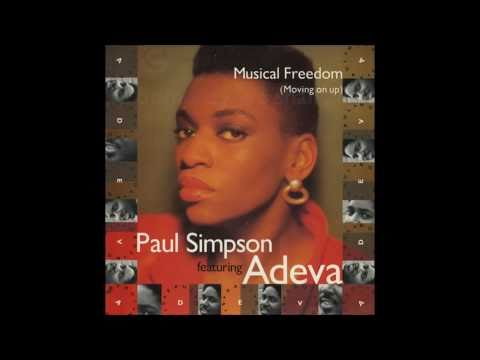 Paul Simpson Feat. Adeva, Musical Freedom (Moving On Up) - 1988