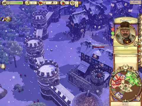 THE SETTLERS Rise of an Empire part 2 [exploring the world] |