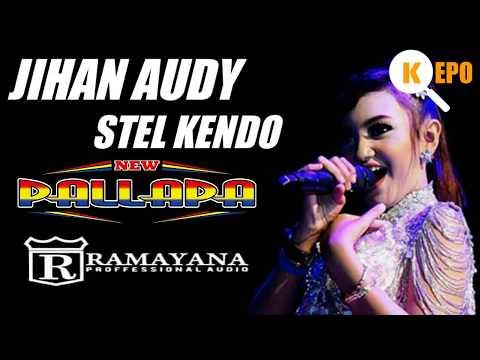 STEL KENDO - JIHAN AUDY NEW PALLAPA (Official lirik video)