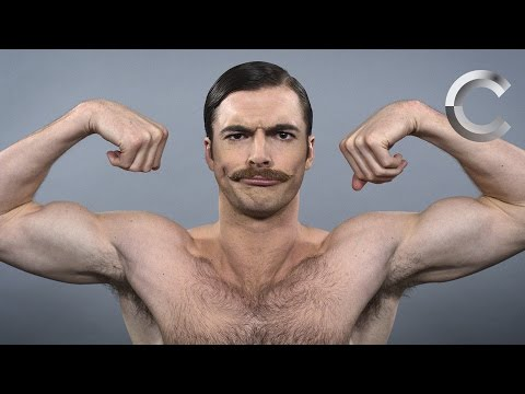 USA Men (Samuel) | 100 Years of Beauty - Ep 12 | Cut