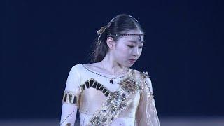 Рика Кихира. Показательные выступления. NHK Trophy. Гран-при по фигурному катанию 2019/20