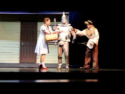 If I Only Had A Heart (Tin Man Solo) ~ SM West Musical - The Wizard of Oz ~ 01-29-2014