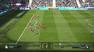 DÉMO DE FIFA 16 match de fille