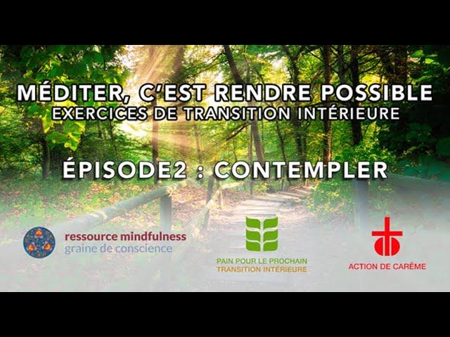 Vidéos - Exercices de transition intérieure