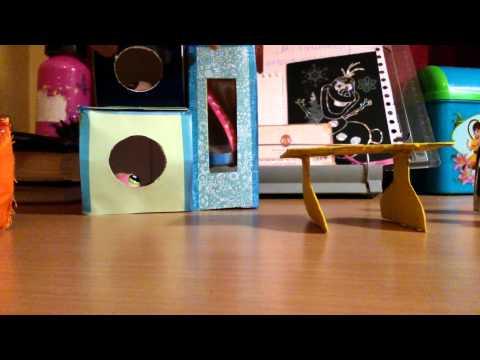 видео: ¤Моя самодельная мебель для lps¤