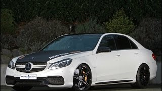 Posaidon Mercedes-Benz E63 AMG RS 850 2014 Videos