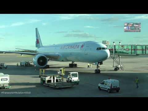 Planes in Ezeiza Airport - Terminal A, B and C-