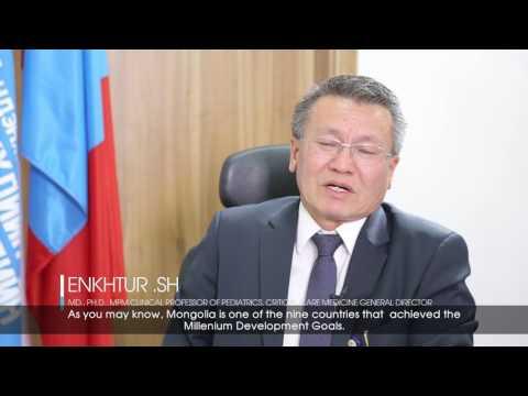 2017 UN Public Service Awards Winner - Mongolia