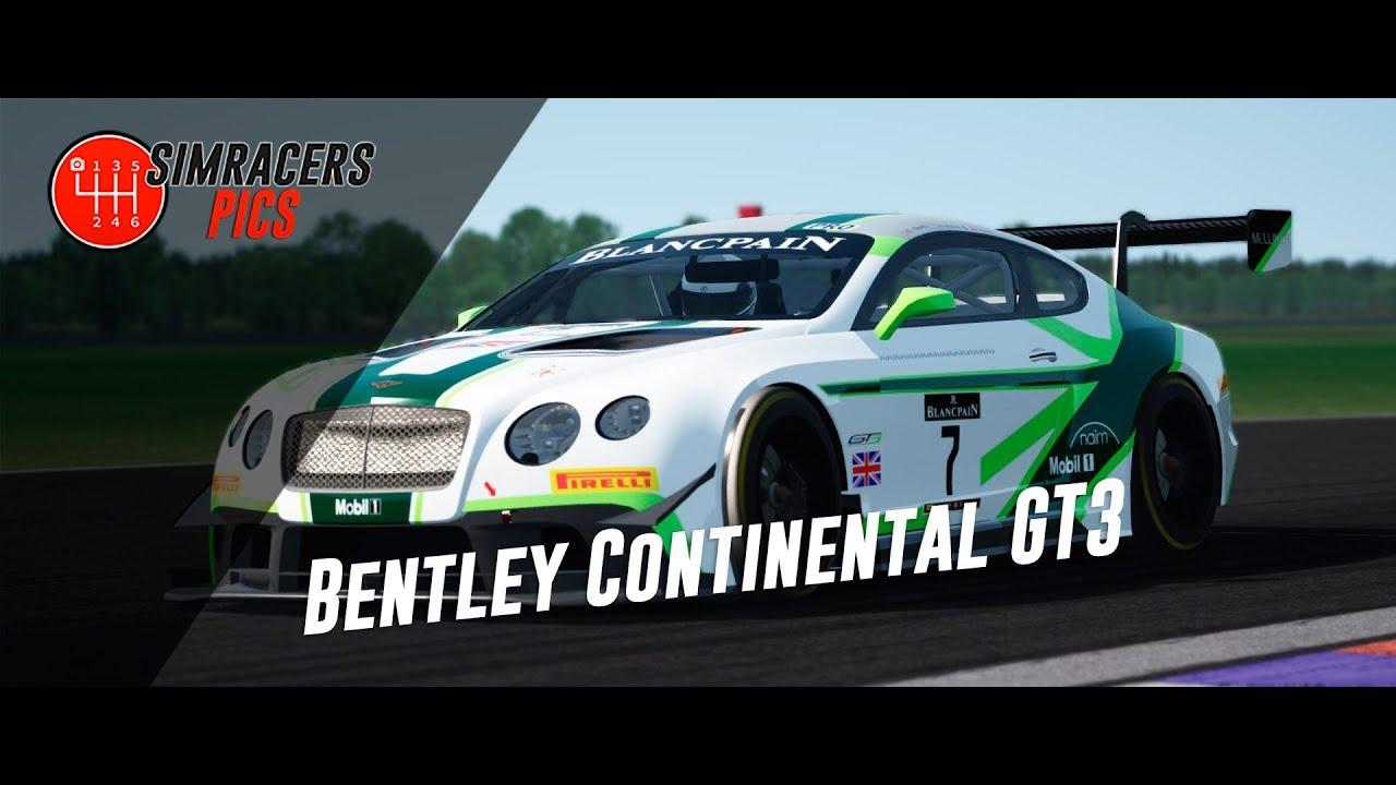 Bentley Continental Gt3 16 Assetto Corsa Download Car