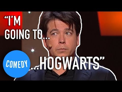 Michael Mcintyre Mistook Queen Invite For Hogwarts Acceptance - SHOWTIME Best Of | Universal Comedy