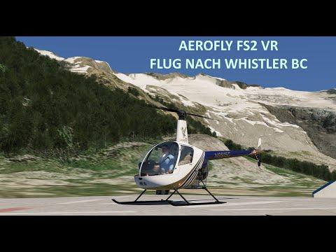 Aerofly FS2 VR: