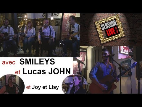 2017 10 20 38 Session Live avec Smileys, Lucas John, Joy et Lizy