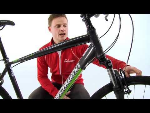 Schwinn Searcher Hybrid Comfort Bike Review from Performance