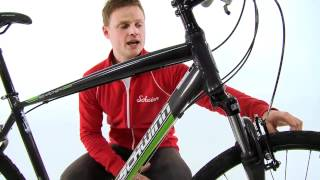 Schwinn Searcher Hybrid Comfort Bike Review from Performance Bicycle