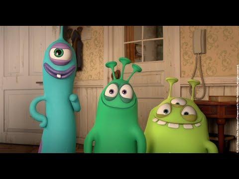 Estreno: Luis y sus amigos del espacio