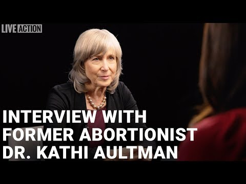 FULL INTERVIEW: Former Abortionist Kathi Aultman Speaks Out On Her Pro-Life Conversion
