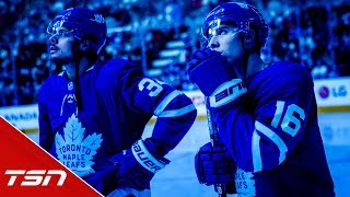 McKenzie weighs in on the chances Marner signs the same deal as Matthews