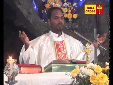 Holy Cross Tv - Daily Catholic Tamil Mass - 08-01-2018