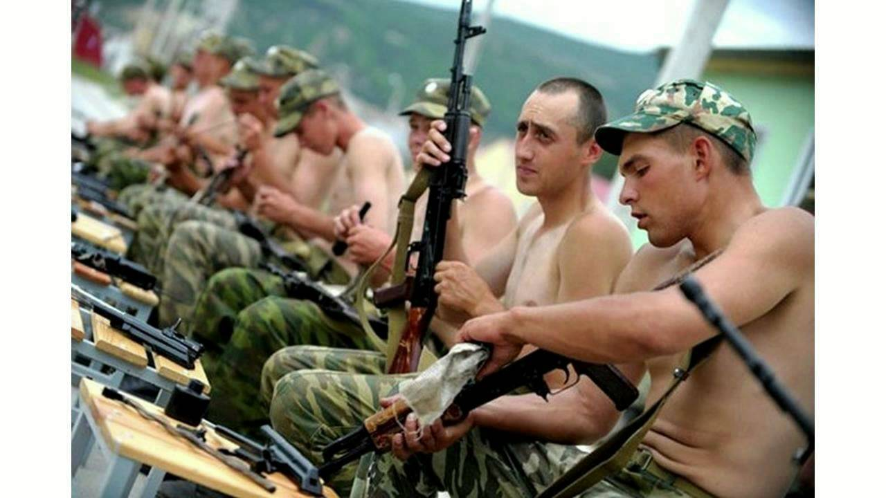 Толкование сновидений. Армия