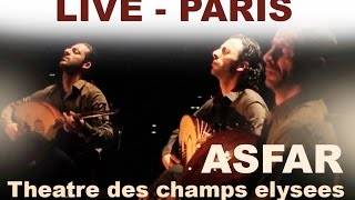 LE TRIO JOUBRAN - Theatre des Champs Elysees - ASFAR
