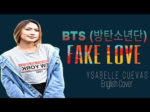 Download BTS 방탄소년단 FAKE LOVE ENGLISH COVER LYRICS BY