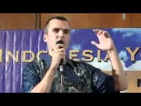 ANDREW MITCHELL, Mantan Narapidana yang Menginjil