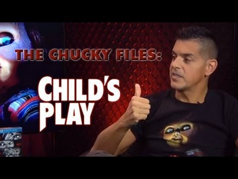 The Chucky Files Don Mancini on CHILD39S PLAY 1988