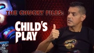The Chucky Files - Don Mancini on CHILD