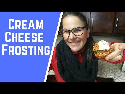 Low Fat Cream Cheese Frosting Recipe - Cream Cheese Icing