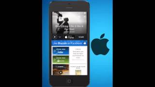 How to identify and download an unknown song using an iPhone 5s,5,6,6s, iPad, iPod
