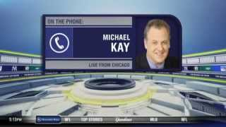 Michael Kay joins his own radio show?