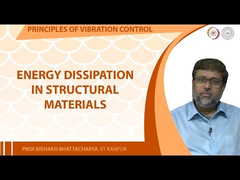 Energy Dissipation in Structural Materials