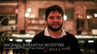 Hand of Fate: Ordeals - Interview with Barantas