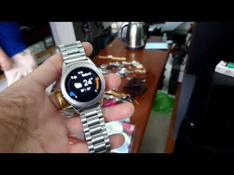 Đã Bán.... Đồng Hồ Smatwatch Samsung Gear S2 Classic. Toàn 0947350055