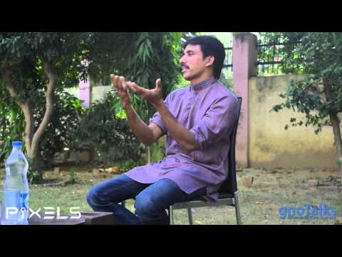 Mr. Prahlad Acharya | Shadow Artist, Magician, Illusionist | gnoTalks Interviews | NIT Allahabad