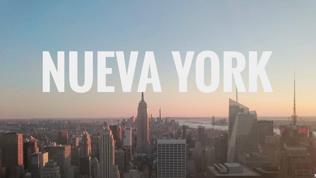 Nueva York - Consejos para viajar - YouTube