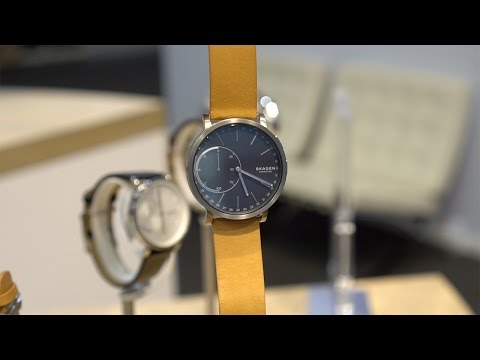 Fossil & Skagen Hybrid Smartwatch Hands-on: Smart Idea