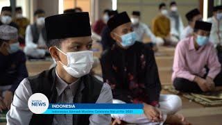 Indonesian Ahmadi Muslims Celebrate Eid-ul-Fitr 2021